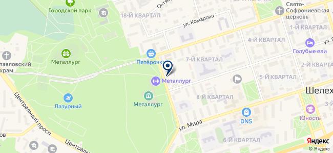 Электродом+, ООО на карте