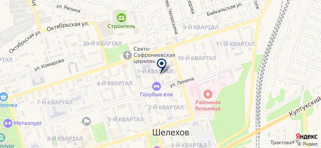 Компания МетСити, ООО на карте