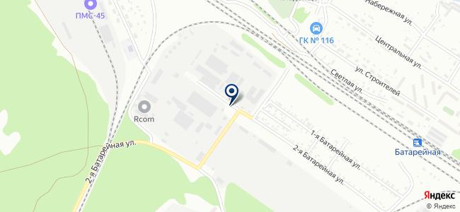 Восточно-Сибирская Сервисная компания, ООО на карте