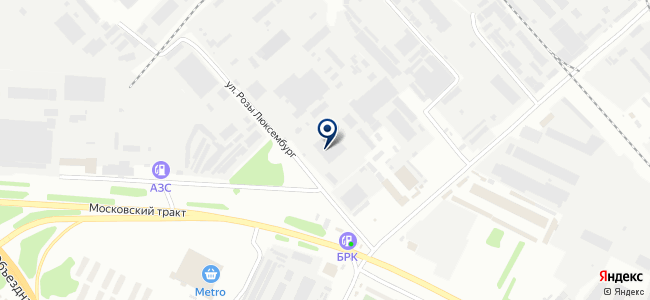 Комвен-Иркутск, ЗАО на карте