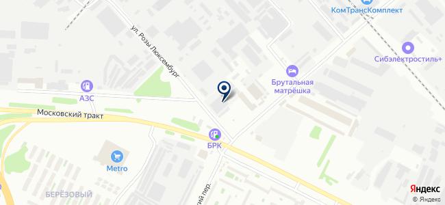 СтаркС-Групп на карте