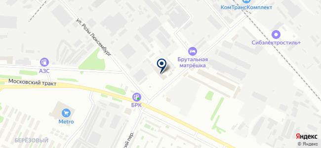 СибТриумф, ООО на карте