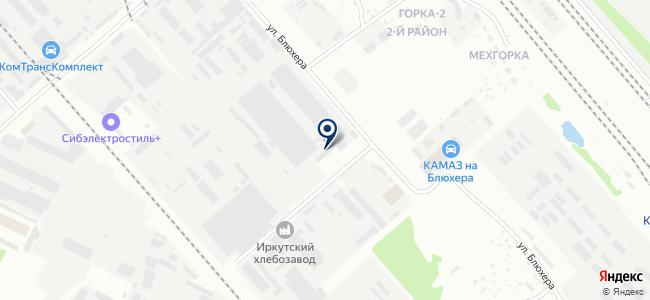 АДМ, ООО на карте