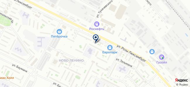 Инструмент138 на карте