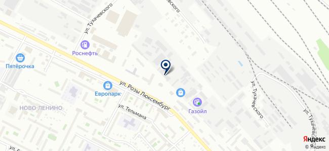 Информ-Технологии на карте