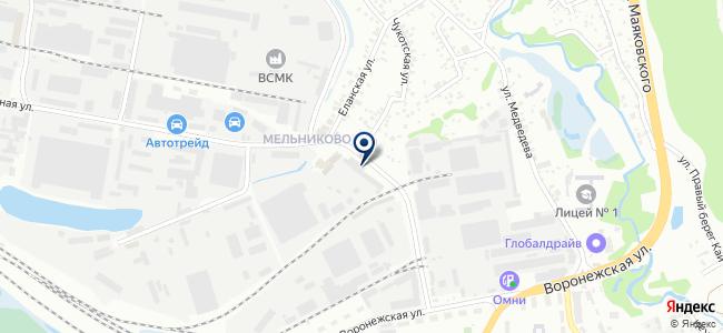 СанТех, ООО на карте