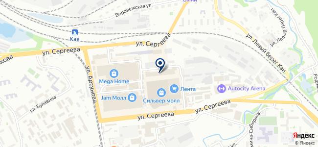 Байкальская электротехническая компания, ООО на карте