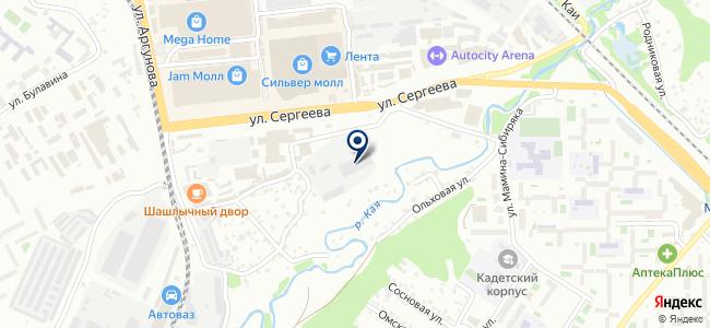 Электросетьстрой, ОАО на карте