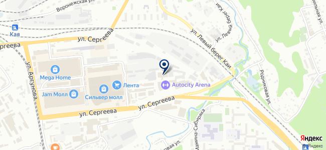 Вектор-А на карте
