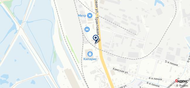 Экспресс-Авто, ООО на карте