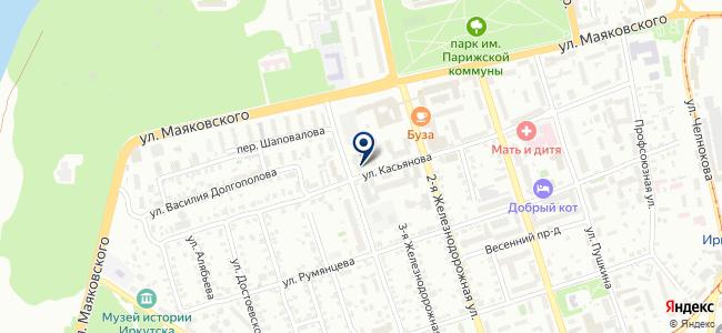 ЭлектроСтиль+, ООО на карте
