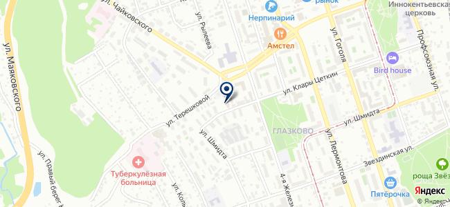 ПожСтройКомплект, ООО на карте