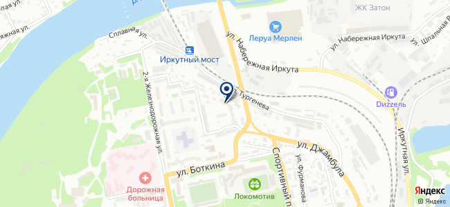 Строительные Системы, ООО на карте