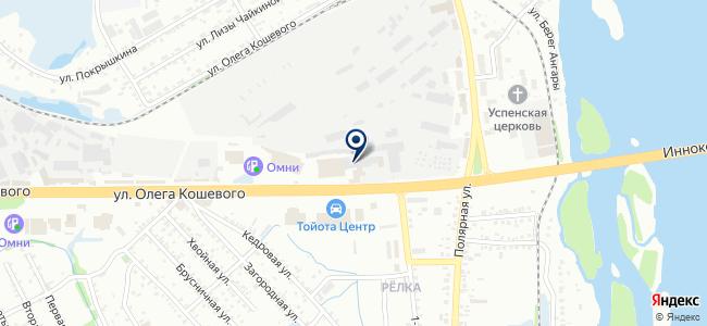 СБ-групп, ООО на карте