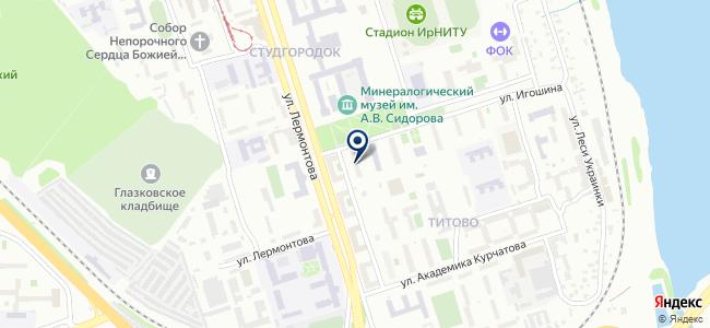 Интеллектуальные Системы Энергетики, ООО на карте
