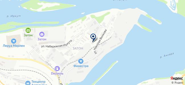 РСИ, ООО на карте