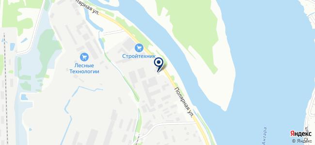 А-Ампер, ООО на карте