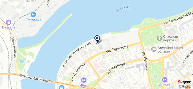 Бизнес-Контракт на карте