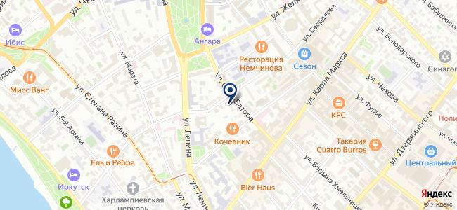 ГеоИнКом, ООО на карте
