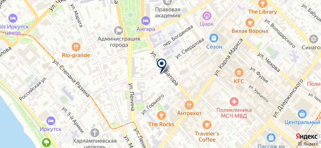 ГеоСтрой, ООО на карте
