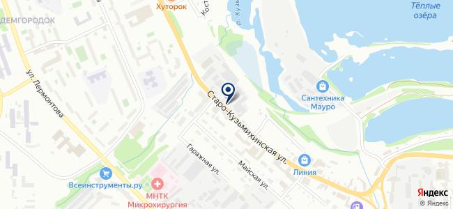 Transmission avto на карте