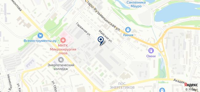 ЕвроТепло, ООО на карте