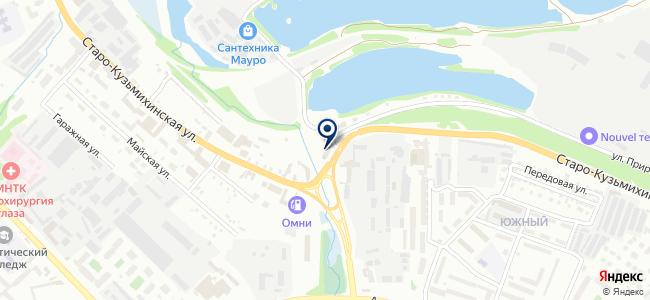 Технический центр, ООО на карте