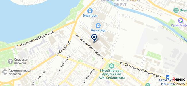 Грань Электро, ООО на карте