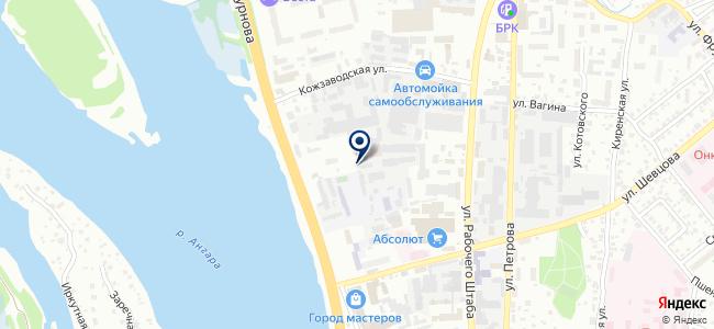 ТеплоТехМаш на карте