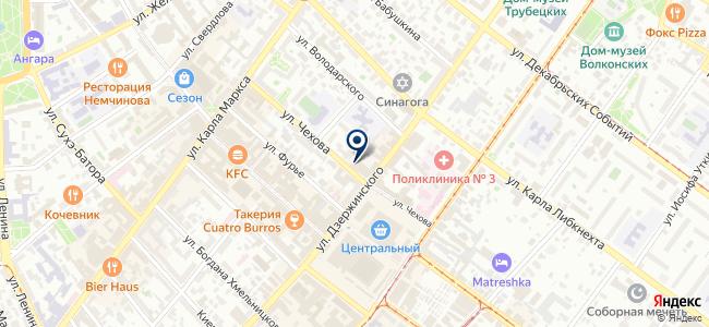 Байкал Ювелир Сервис на карте