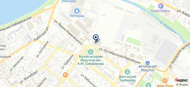 ZARYAD на карте