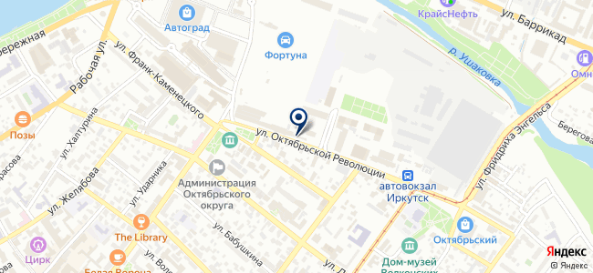 S-Classic-Интерьер на карте