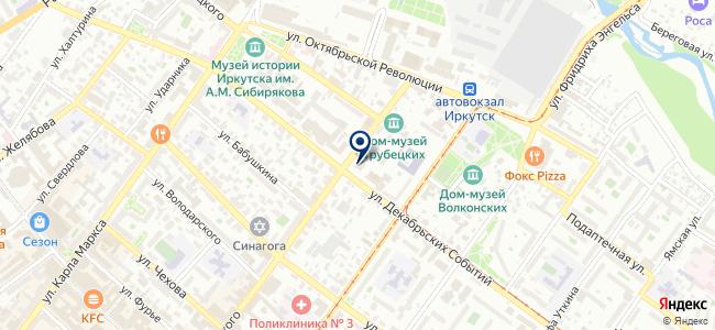 LEDCITY на карте