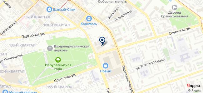 Смирнова А.А., ИП на карте