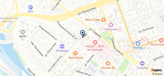 Дмитрий УмелеЦ на карте