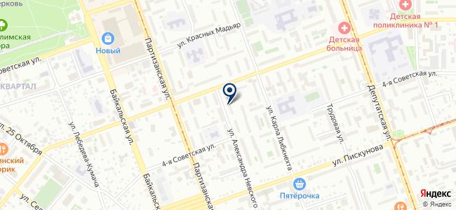 Planet Stroy на карте