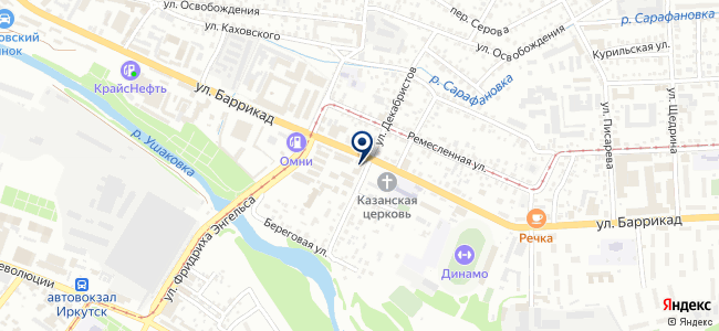 ВИЗАМЕТ, ООО на карте