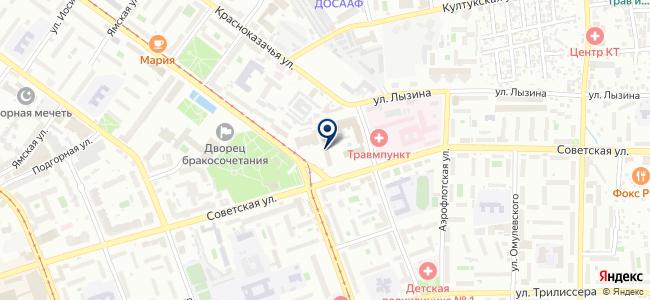 Технология-2, ООО на карте