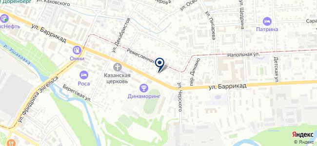 Деодар, ООО на карте