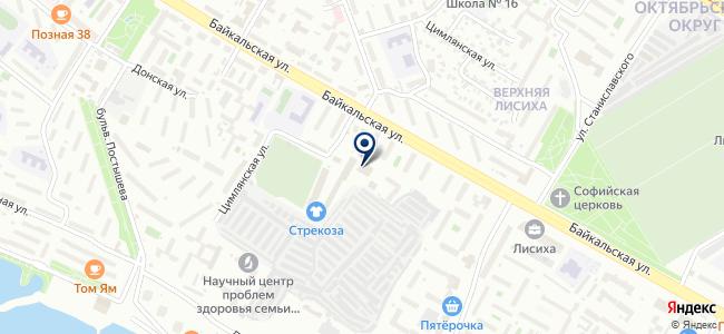 Компания ВИТА-ЭЛЕКТРИК, ООО на карте