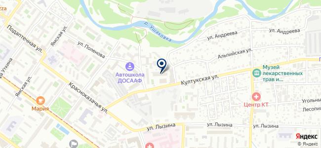 Спецкомплектоборудование, ООО на карте