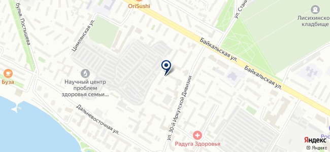 ИнтерьерСтройХолдинг, ООО на карте