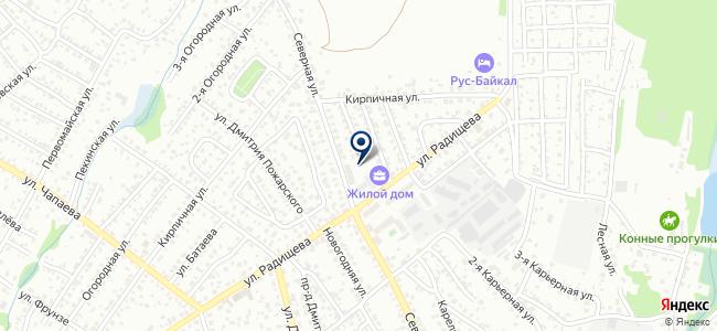 Компания ЭмПриС, ООО на карте