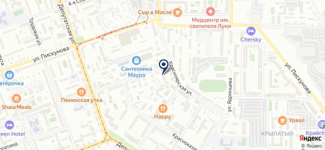 АнремСтрой, ООО на карте