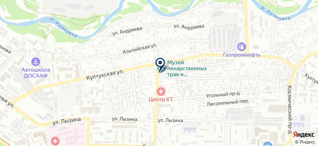 СКАТ-ЭНЕРГИС, ООО на карте