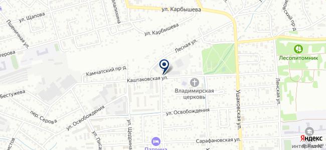 Инвертор, ООО на карте
