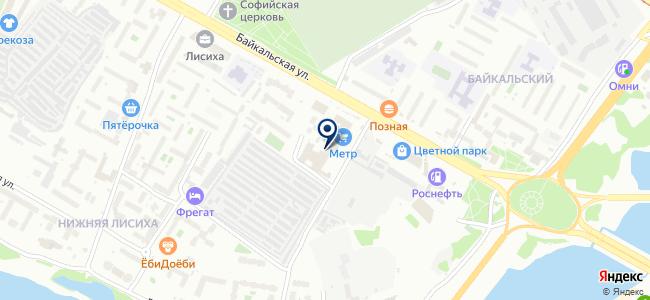 ДОМОФФ СТРОЙ, ООО на карте