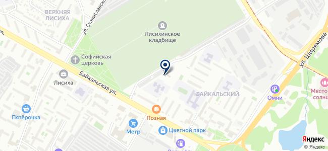 Проектно-монтажная компания на карте
