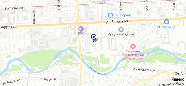 Гарант-Информ, ЗАО на карте