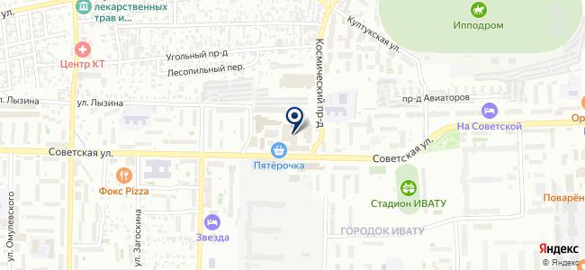 ВостокСвет, ООО на карте